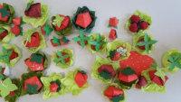 Im Haus Karlsruher Weg, einem Seniorenheim, wird ein Erdbeerfest gefeiert.; Quelle: Badischer Landesverein für Innere Mission/Beate Allmendinger