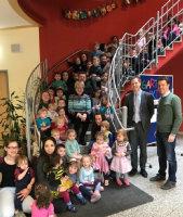 """Spende des Lions-Clubs für das Kinderhaus """"Im Brückle""""; Quelle: Badischer Landesverein für Innere Mission"""