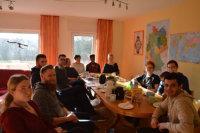 Besuch in der AWG Sprantal, BLV, Jung-Weyand; Quelle: Badischer Landesverein für Innere Mission/Marina Mandery