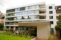 Garten Haus Karlsruher Weg; Quelle: Badischer Landesverein für Innere Mission
