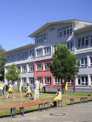 Schulgebäude des Hohberghaus Bretten; Quelle: Badischer Landesverein für Innere Mission