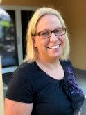 Melanie Bischoff ist Schulleitung der Schule Enzberg; Quelle: Privat
